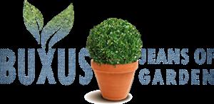 buxus jeans of garden logo
